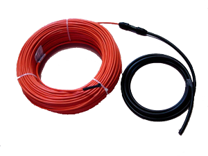 Identical Heating Cable Is Available In The Mat Format Which Comes Already Laid Down On A Fiber Glass Mesh For An Easier Installation