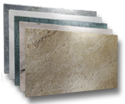 panel radiante de vidrio y marmol celhit