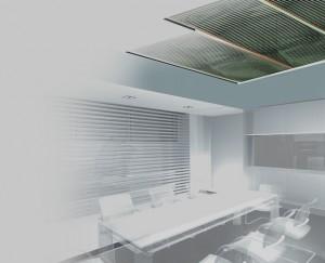 techo-radiante