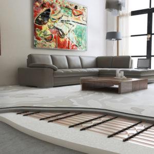 Suelo Radiante / Cable Calefactor o Hilo Radiante