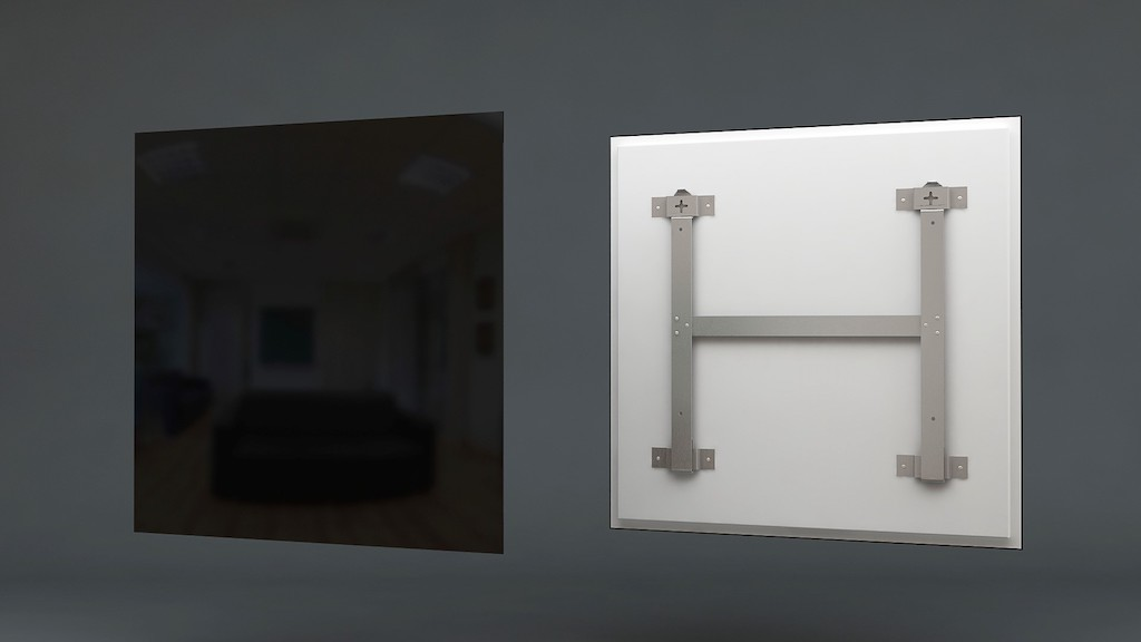 Comprar Panel GS de vidrio sin marco - Ceilhit