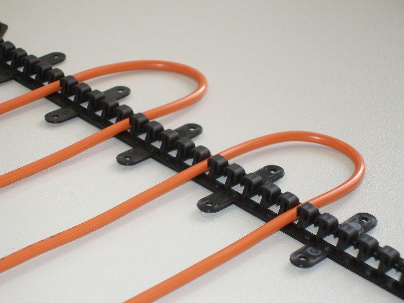 Accesorios cable calefactor