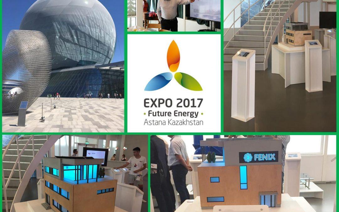 FENIX GROUP en la EXPO 2017 – Future Energy