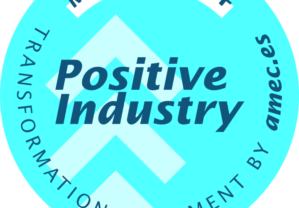For a better future driven from the industry: Positive Industry